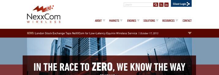 NexxCom-Wireless-Website