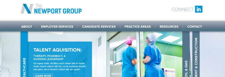 The-Newport-Group-Website