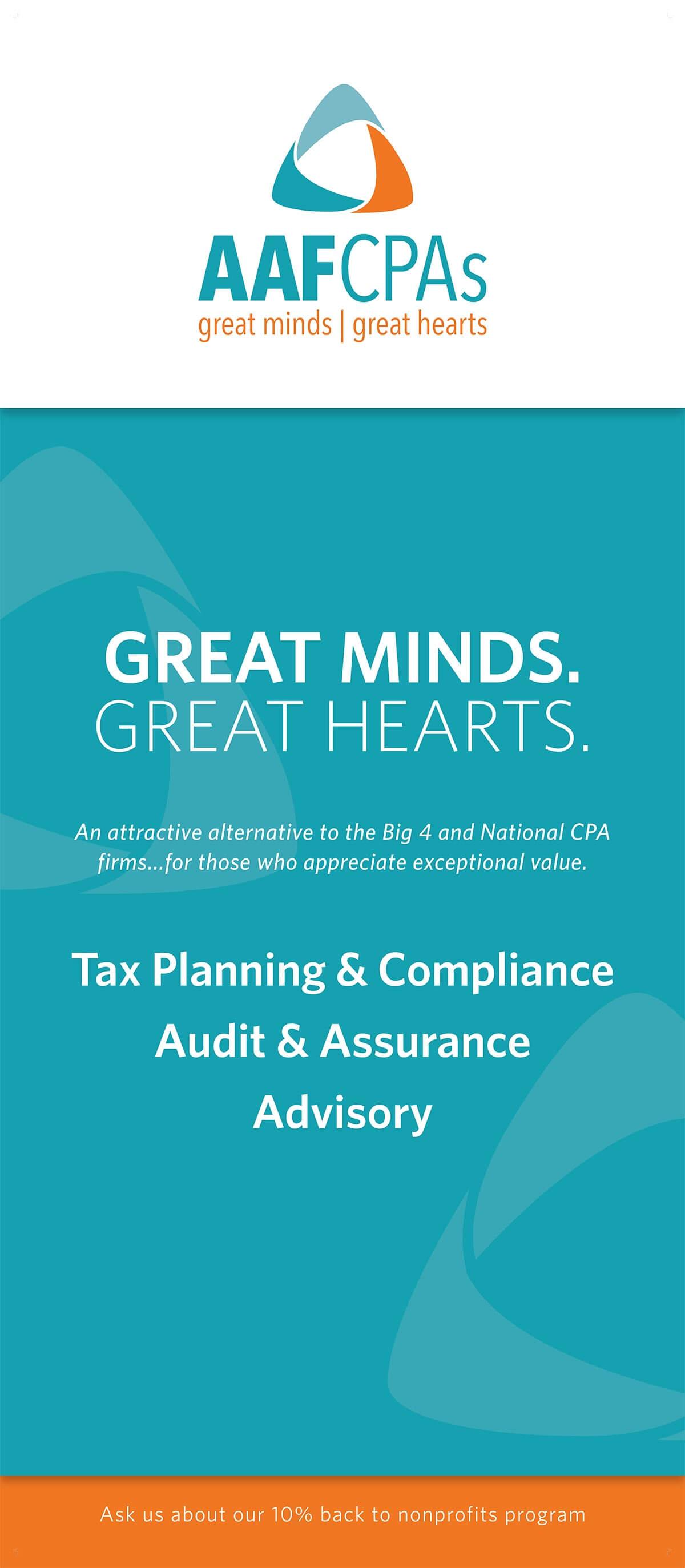 AAFCPAS brochure image