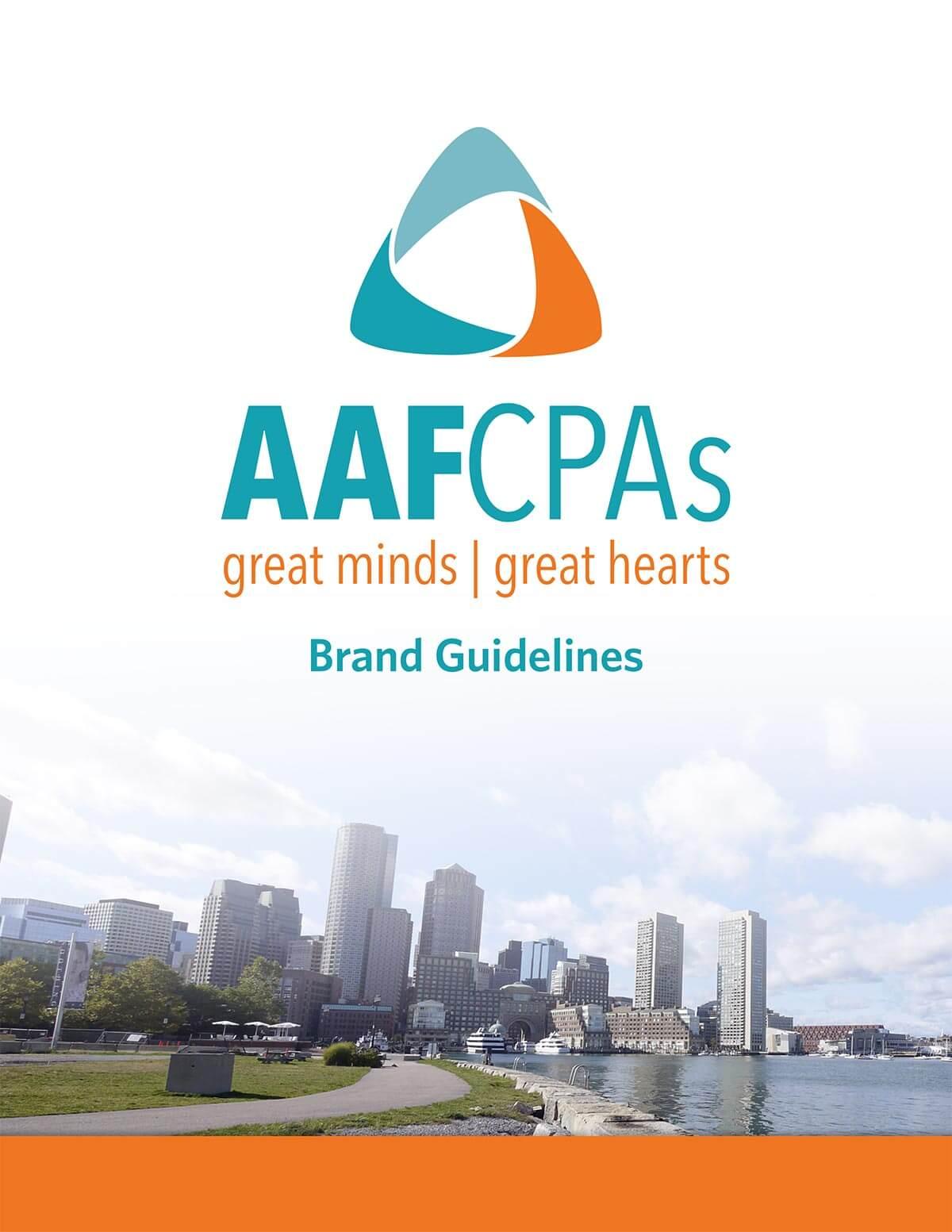 AAFCPAs brand guidelines