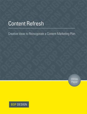 Read Content Refresh White Paper