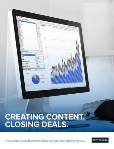 Read Creating Content That Closes Deals