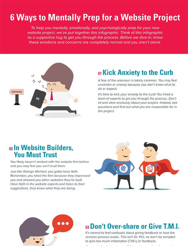 How-to-Prep-for-a-Website-Project_Infographic