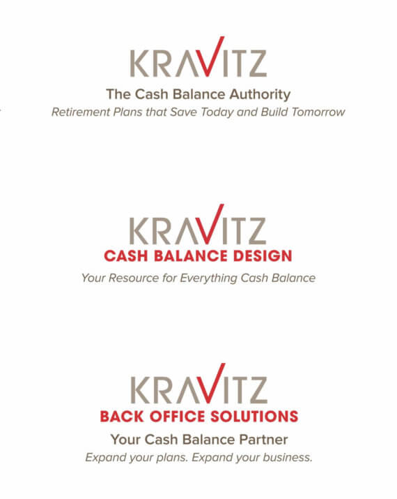 Kravitz financial services logos