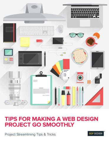Read Tips to a Smooth Web Design Project