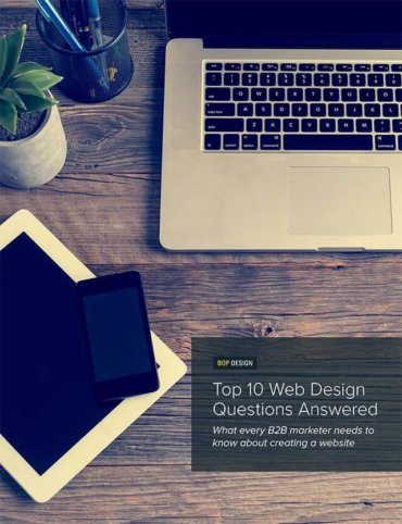Read Guide to the Top 10 Website Questions