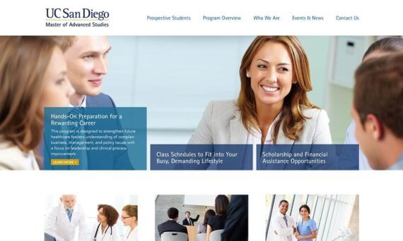 Read more about UC San Diego Leadership of Healthcare Organizations
