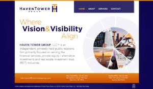 Haven Tower Group Website