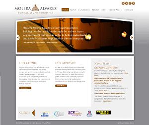 Molera Alvarez Web Design