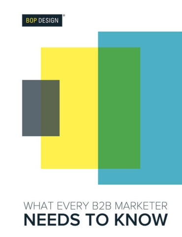 Read What Every B2B Marketer Needs To Know Immediately