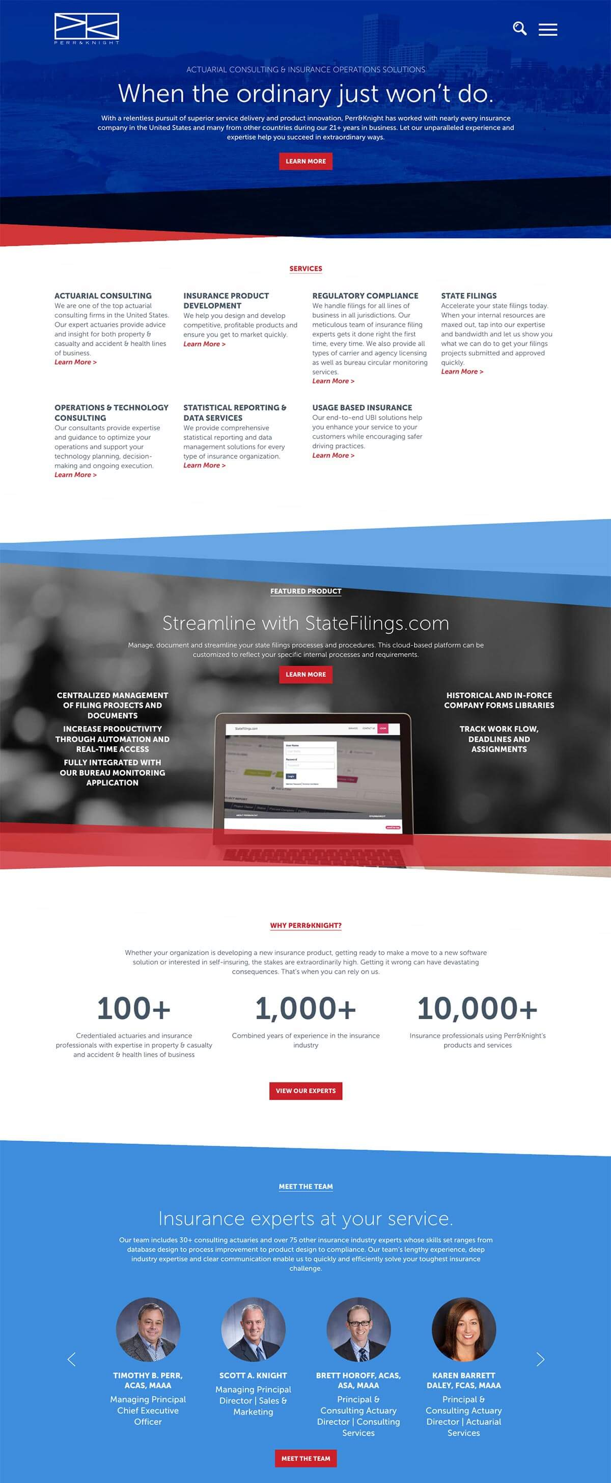 Perr&Knight Home Page