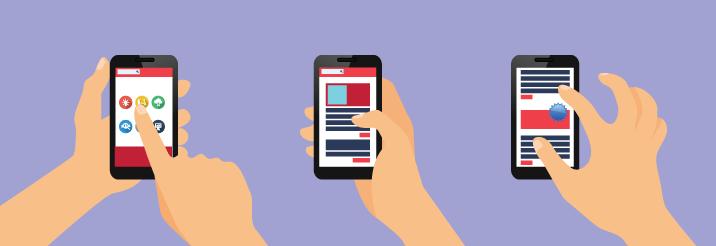 Mobile Minded Design for Websites