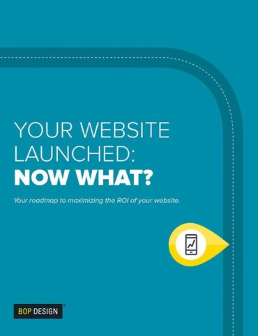 Read Your Website Launched: Now What?