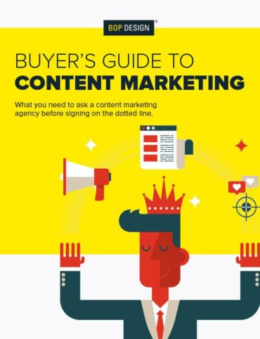 Read Buyer's Guide to Content Marketing