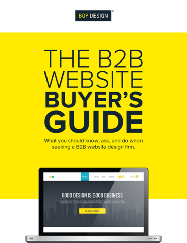 Read Selecting the Right B2B Web Design Agency