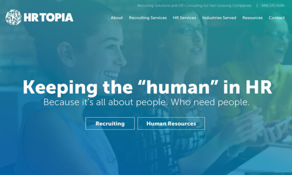 Read more about HR Topia