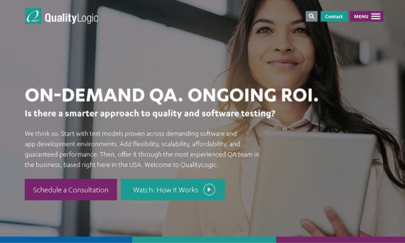 Read more about QualityLogic