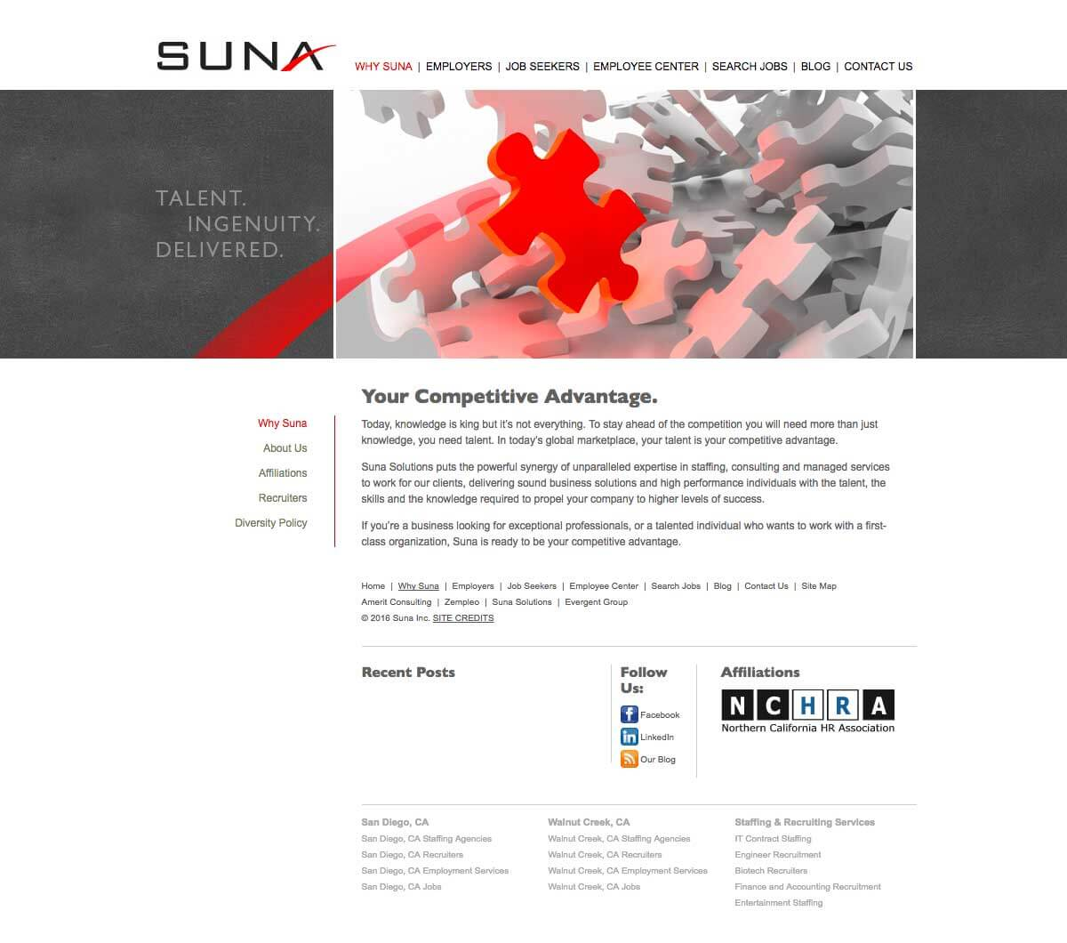 Suna Solutions Before + After - Bop Design