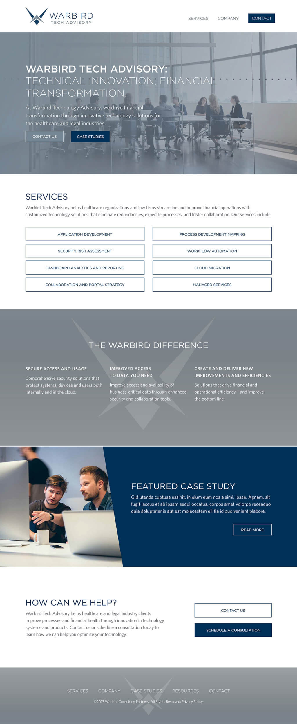 blue sky consulting firm case study Blue sky agency is a fully-integrated, independent advertising agency located in west midtown, atlanta we collaborate across disciplines to solve brand and business challenges for some of the fastest growing companies in the region.