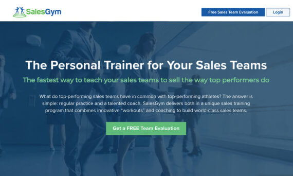 Read more about SalesGym