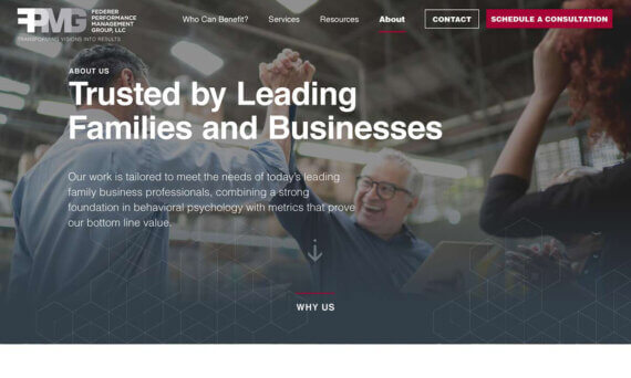 Read more about FPMG Website Redesign