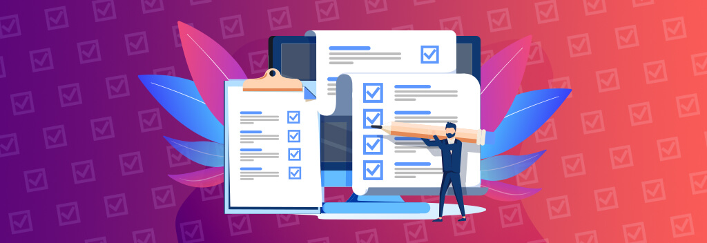 B2B website checklist for CRO